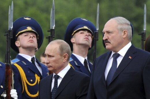 Niektóre elementy wojskowych manewrów Rosji i Białorusi są skierowane przeciwko sąsiadom