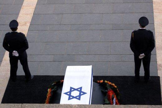 Президент Литвы примет участие в похоронах Шимона Переса
