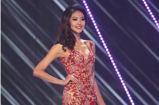 Przez romans z rosyjskim miliarderem Miss Chin straciła pracę