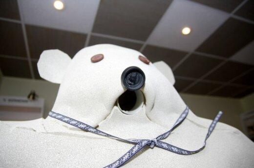 В Латвии в премьеры выдвинули поролонового медведя