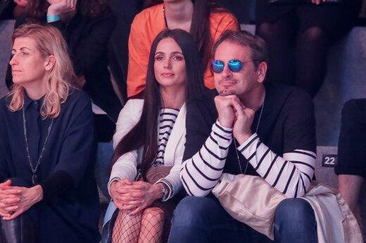 Ieva Daugirdaitė ir Marijonas Mikutavičius