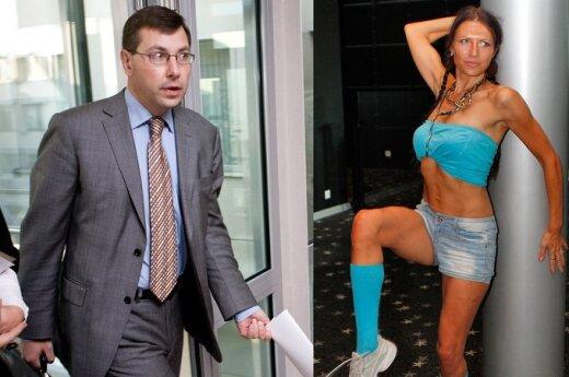 Rozpada się kolejne małżeństwo Steponavičiusa