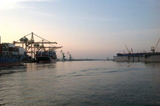 NATO mine counter-measures group ships arrive in Klaipėda