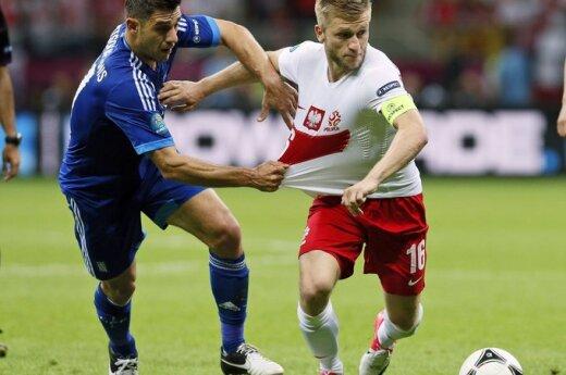 Polska – Grecja. Niestety remis