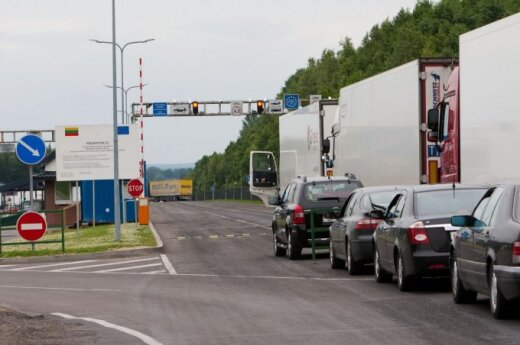 Russia's customs measures could shave off up to 4 percent of Lithuania's GDP