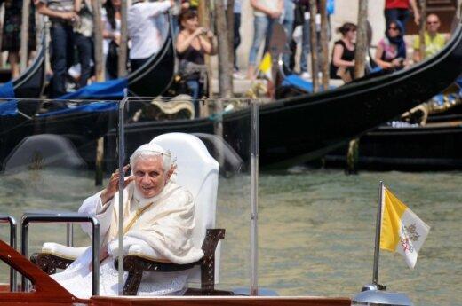 Popiežius Venecijoje