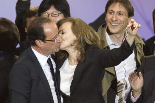 Francja: Hollande wygrał wybory prezydenckie