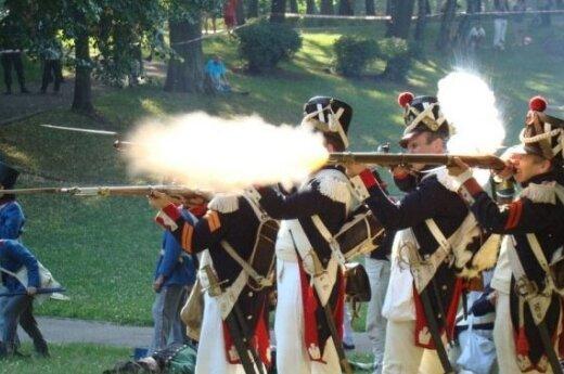 Ригу взяли штурмом гвардейцы Наполеона