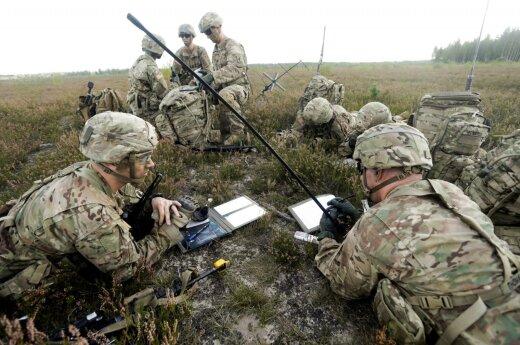 Стал известен состав батальона НАТО в Латвии: будут танки, разведчики, бронемашины