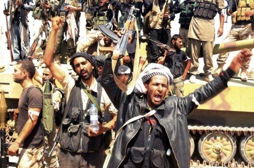 Kovotojai Sirijoje