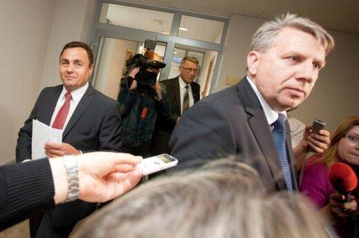 Литовский парламент не одобрил отчет о деятельности прокуратуры