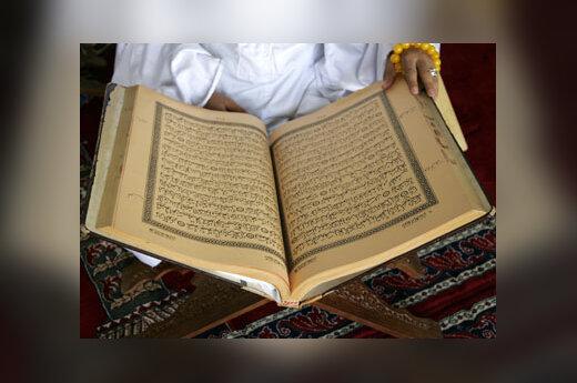 Islamas, musulmonai, religija, Koranas