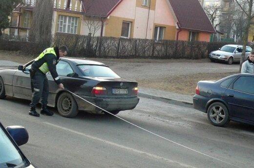 В Укмерге BMW сбил насмерть шестилетнего ребенка