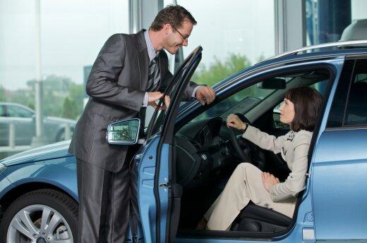 New car sales skyrocket in May