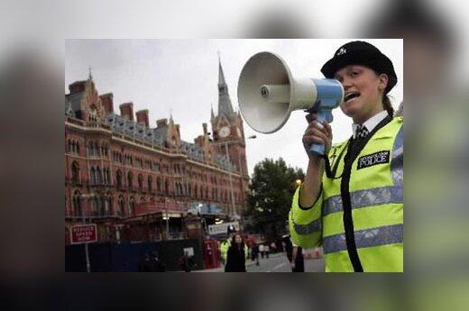 teroristų sprogdinimai Londone