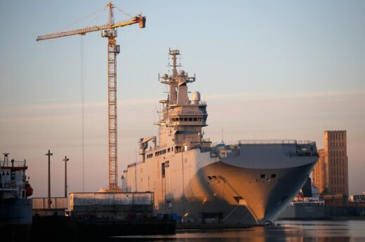 French Mistral warships are too expensive for any NATO state to buy, says NATO representative