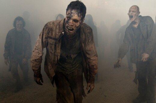 """Serialas """"Vaikštantys numirėliai"""" (The Walking dead)"""