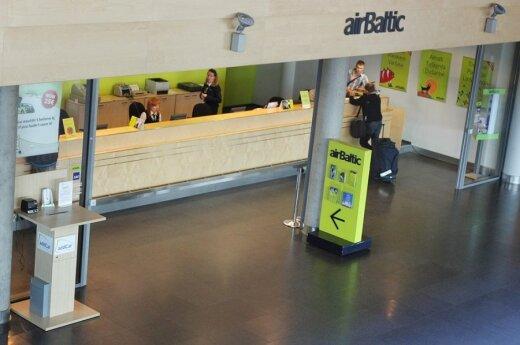 Литва требует разъяснений по ситуации с airBaltic