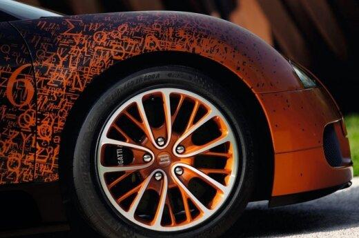 Полицейские Дубая получили в свое распоряжение Bugatti Veyron