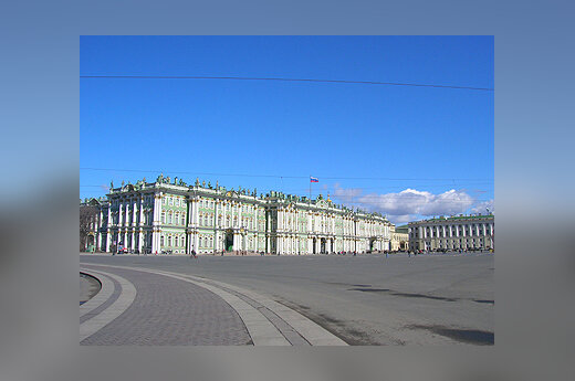 Ermitažas, Sankt Peterburgas