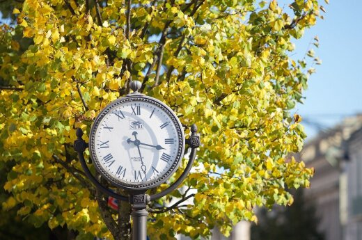 Lithuania will not ask EC to scrap daylight saving time