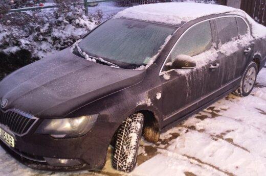 "Nebesivedanti ""Škoda Superb"""