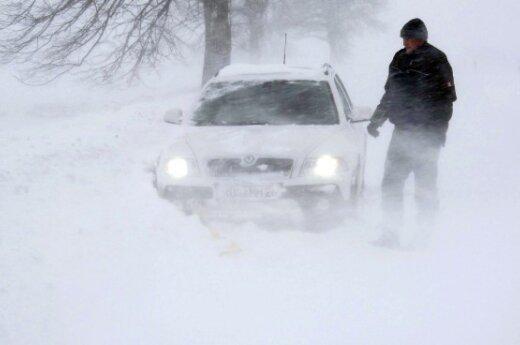 В Литву идут холода, температура может опуститься до -23