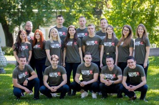 """Į ekspediciją Rusijoje išvyksta """"Misijos Sibiras"""" komanda"""