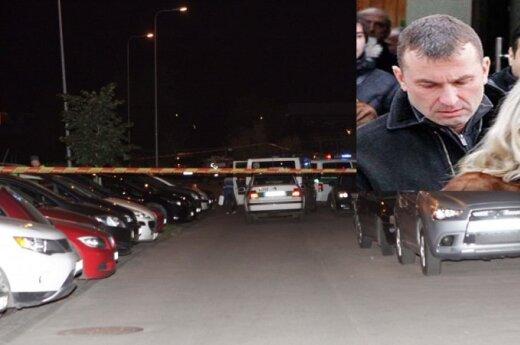 """В Вильнюсе застрелили одного из бывших главарей """"Вильнюсской бригады"""""""