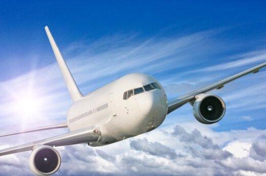 Нетрезвая литовка из Италии устроила скандал в самолете