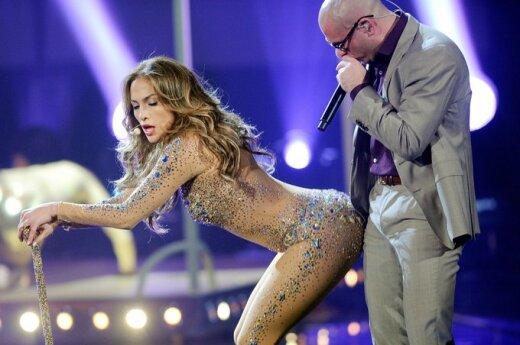"""Jennifer Lopez przygotowała """"Live It Up"""""""