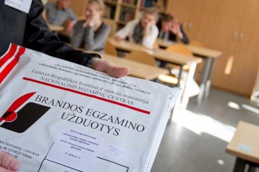 Apklausa: mokykla paruošia egzaminams, tačiau ne gyvenimui