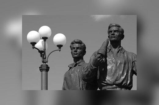 Tarybinės skulptūros