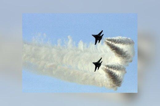 ВВС Израиля вторглись в воздушное пространство Ливана