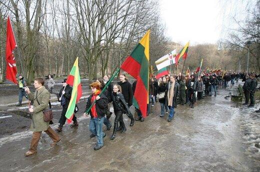 Samorząd nie chce, aby 11 marca nacjonaliści maszerowali aleją Giedymina