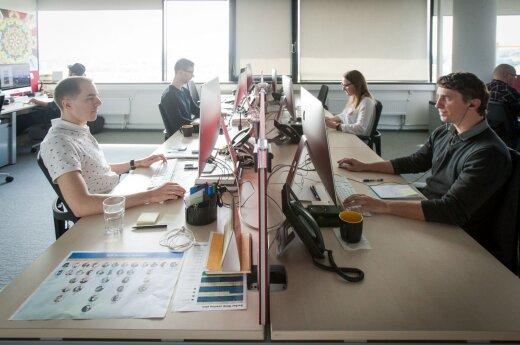 Western Union открыла в Литве центр клиентского опыта