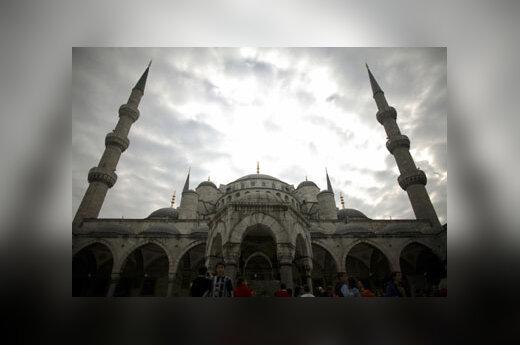 Mėlynoji mečetė Turkijoje