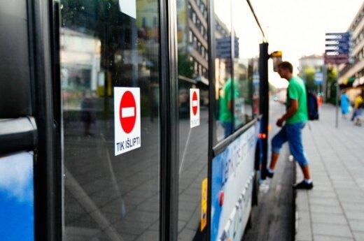 В общественном транспорте недоразумений нет, но пассажиры недовольны