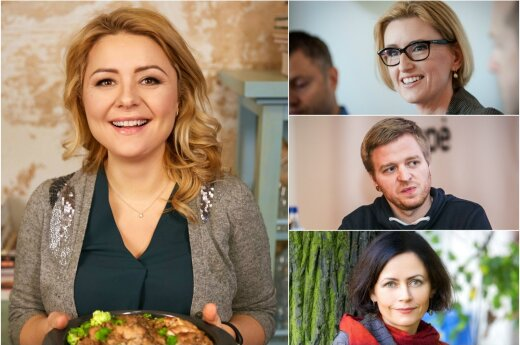 Beata Nicholson, Vaida Kurpienė, Mykolas Pleskas, Guoda Azguridienė