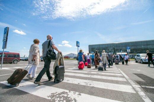 Kauno oro uostas ruošiasi priimti 4 kartus daugiau keleivių
