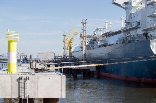 Терминал просит взыскать с Klaipedos nafta почти 6 млн евро
