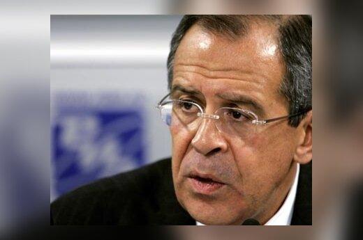 Лавров: кризис на Кавказе прояснит главные вопросы нашего времени