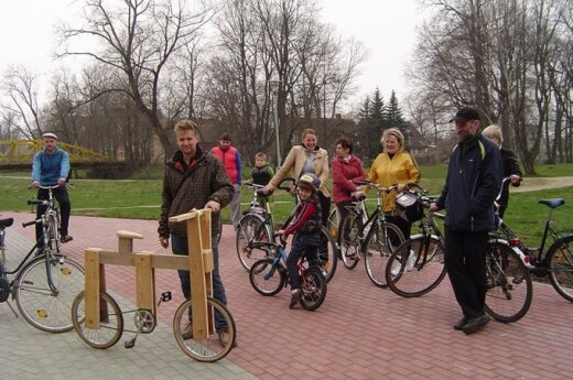 Medinis dviratis
