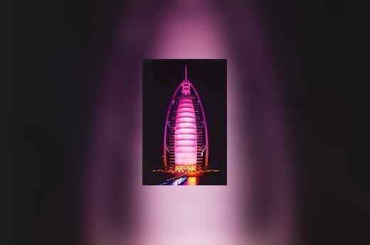 """Projektas """"Nedelsk"""". Jungtiniai Arabų Emyratai. Dubajus"""
