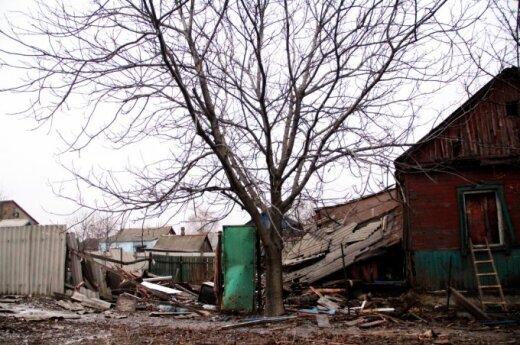 ОБСЕ: положение в Дебальцеве катострофическое