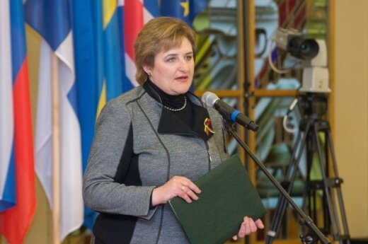 Lithuanian parliament marks 25th anniversary of Gotland Declaration