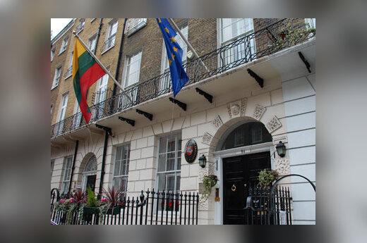 Lietuvos ambasada Londone, Didžiojoje Britanijoje