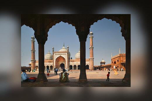 Indija, Jami Masjid