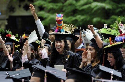 studentai, Jeilio universitetas
