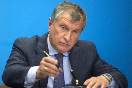 """Сечин рассказал о планах """"Роснефти"""" увеличить добычу на 500 млн тонн"""